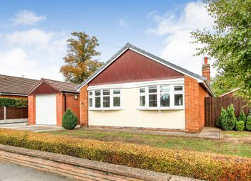 Thumbnail 3 bed detached bungalow for sale in Beech Road, Elloughton