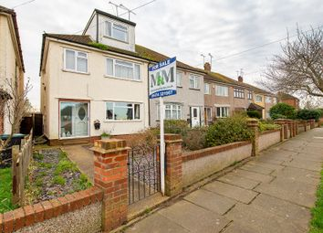 Thumbnail 5 bed semi-detached house for sale in Lower Higham Road, Gravesend
