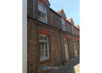 Thumbnail 2 bed terraced house to rent in Pavilion Mews, Brighton