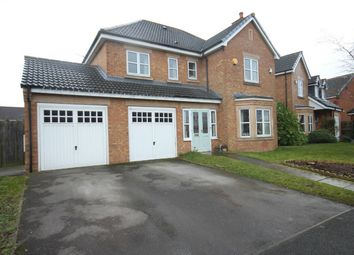 Thumbnail 4 bed detached house for sale in Columbine Way, St. Helens