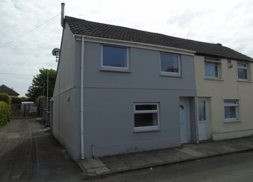 Thumbnail 2 bedroom semi-detached house to rent in Stanley Street, Llanelli
