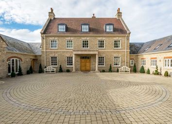 Thumbnail 9 bed country house for sale in Gayhurst, Newport Pagnell