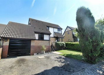 Thumbnail 4 bed detached house for sale in Cantle Avenue, Downs Barn, Milton Keynes