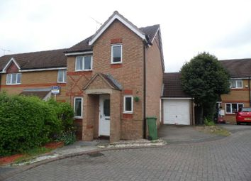Thumbnail 3 bed semi-detached house to rent in Yeats Close, Thorpe Astley, Braunstone, Leicester