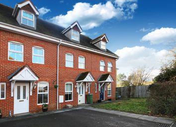 Thumbnail 3 bedroom town house for sale in Mulberry Gardens, Old Guildford Road, Broadbridge Heath, Horsham