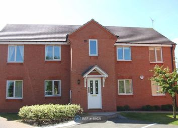 Thumbnail 2 bed flat to rent in Barons Court, Kirby Muxloe, Leicester