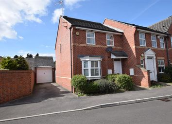 Thumbnail 2 bed end terrace house to rent in Scobell Close, Shinfield, Reading