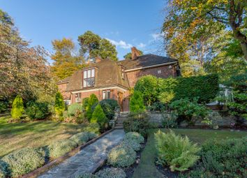 Thumbnail 4 bed detached house for sale in Northfield Place, St. Georges Hill, Weybridge