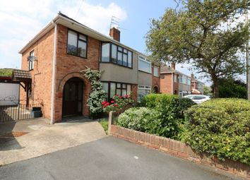 Thumbnail 3 bed semi-detached house for sale in Mosslands Close, Great Sutton, Ellesmere Port