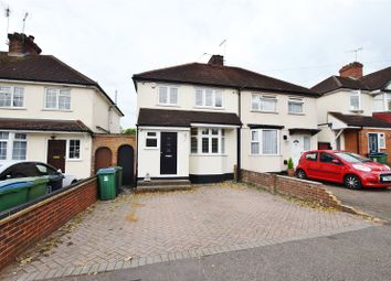 Thumbnail 3 bed semi-detached house for sale in North Approach, Watford, Hertfordshire