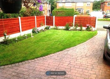 Thumbnail 4 bed semi-detached house to rent in Wilbraham Road, Manchester