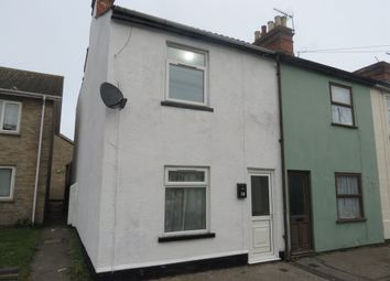 Thumbnail 2 bed terraced house for sale in Melbourne Road, Lowestoft