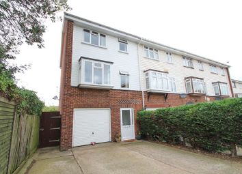 Thumbnail 4 bed end terrace house for sale in Glendale Way, London
