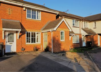 Thumbnail 2 bed end terrace house for sale in Firestone Close, Leicester