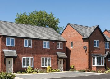 """Thumbnail 2 bed semi-detached house for sale in """"The Loddon"""" At Deardon Way, Shinfield, Reading RG2, Shinfield,"""
