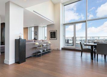 Thumbnail 3 bed flat to rent in High Street Kensington, Trinity House, Kensington, London