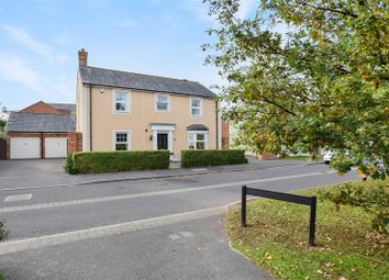 Thumbnail 4 bed detached house for sale in Stonechat Green, Portishead, Bristol
