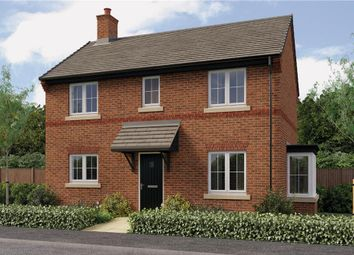 "Thumbnail 3 bed detached house for sale in ""Gregory"" at Burton Road, Streethay, Lichfield"