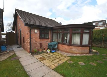 Thumbnail 2 bed detached bungalow to rent in Pine Court, Loggerheads, Market Drayton