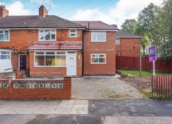 4 bed end terrace house for sale in Derwent Road, Birmingham B30