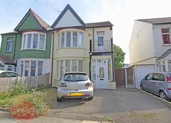 Thumbnail 3 bedroom semi-detached house for sale in Leamington Road, Southend On Sea, Essex
