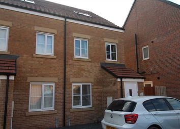 Thumbnail 3 bed town house for sale in Haggerston Road, Crofton Grange, Blyth