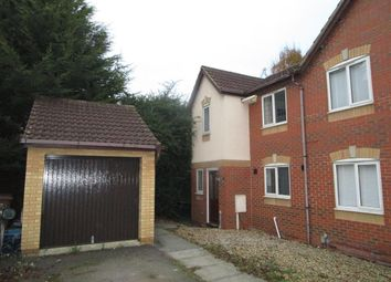 Thumbnail 3 bed property to rent in Faraday Close, Upton, Northampton