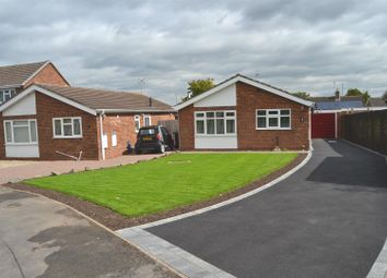 Thumbnail 2 bed detached bungalow for sale in Banbury Drive, Shepshed, Leicestershire
