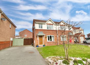 3 bed semi-detached house for sale in Forest Walk, Buckley CH7