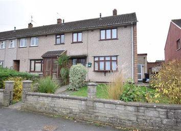 Thumbnail 4 bed end terrace house for sale in Queens Road, Keynsham, Bristol