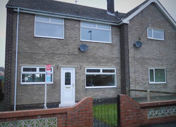 Thumbnail 2 bed property to rent in Jubilee Crescent, Shildon, Durham