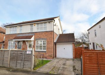 Thumbnail 3 bedroom semi-detached house for sale in Gledhow Park Avenue, Chapel Allerton, Leeds