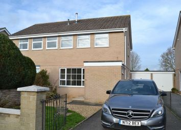 Thumbnail 3 bed semi-detached house to rent in Goss Drive, Street
