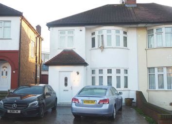 Thumbnail 3 bed semi-detached house for sale in Amroth Green, Fryent Grove, London