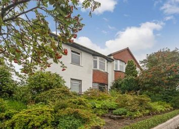 Thumbnail 3 bed flat for sale in Angus Avenue, Glasgow, Lanarkshire