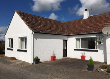 Thumbnail 3 bed semi-detached bungalow for sale in Bankend Road, Dumfries