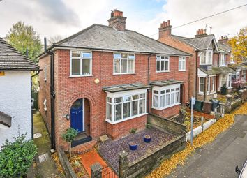 Lower Queens Road, Ashford, Kent TN24. 3 bed semi-detached house for sale