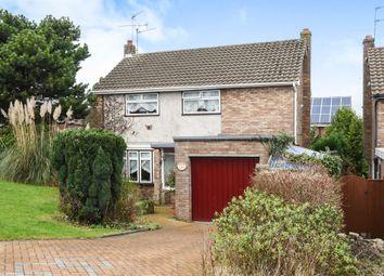 Thumbnail 3 bed detached house for sale in Uplands Crescent, Llandough, Penarth