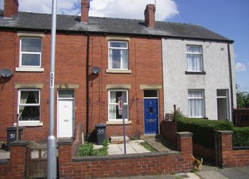 Thumbnail 2 bed terraced house to rent in New Lane, East Ardsley