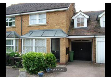 Thumbnail 3 bed semi-detached house to rent in Watermead, Aylesbury
