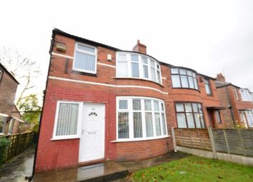 Thumbnail 3 bed semi-detached house to rent in Stephens Road, Withington, Manchester, Greater Manchester