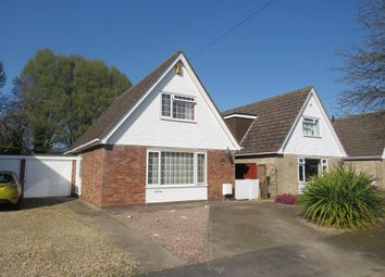 Thumbnail 3 bedroom link-detached house for sale in Chaucer Close, Leverington, Wisbech
