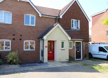 Thumbnail 2 bed terraced house for sale in Forum Way, Kingsnorth, Ashford