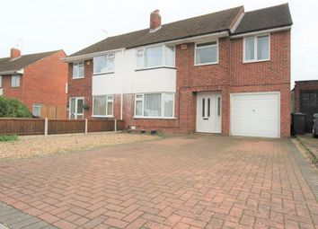 Thumbnail 4 bed semi-detached house for sale in Paddock Gardens, Gloucester