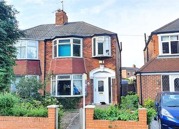 Thumbnail 3 bed semi-detached house for sale in Wold Road, Hull, East Yorkshire