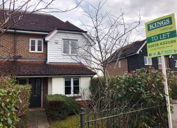 Thumbnail 3 bed property to rent in Dalby Gardens, Maidenhead, Berkshire