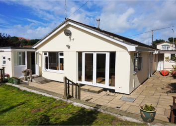Thumbnail 4 bed detached bungalow for sale in Treninnick Hill, Newquay