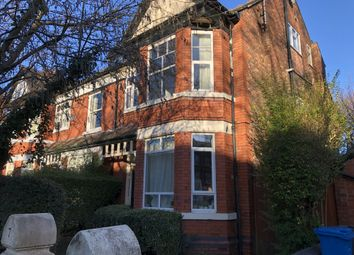 Thumbnail 2 bed flat to rent in 7 Moorland Road, Manchester