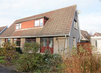 Thumbnail 3 bed semi-detached house for sale in Northbank Road, Dunfermline