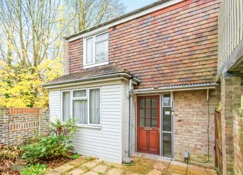 Thumbnail 4 bed semi-detached house for sale in Freemantle Close, Basingstoke